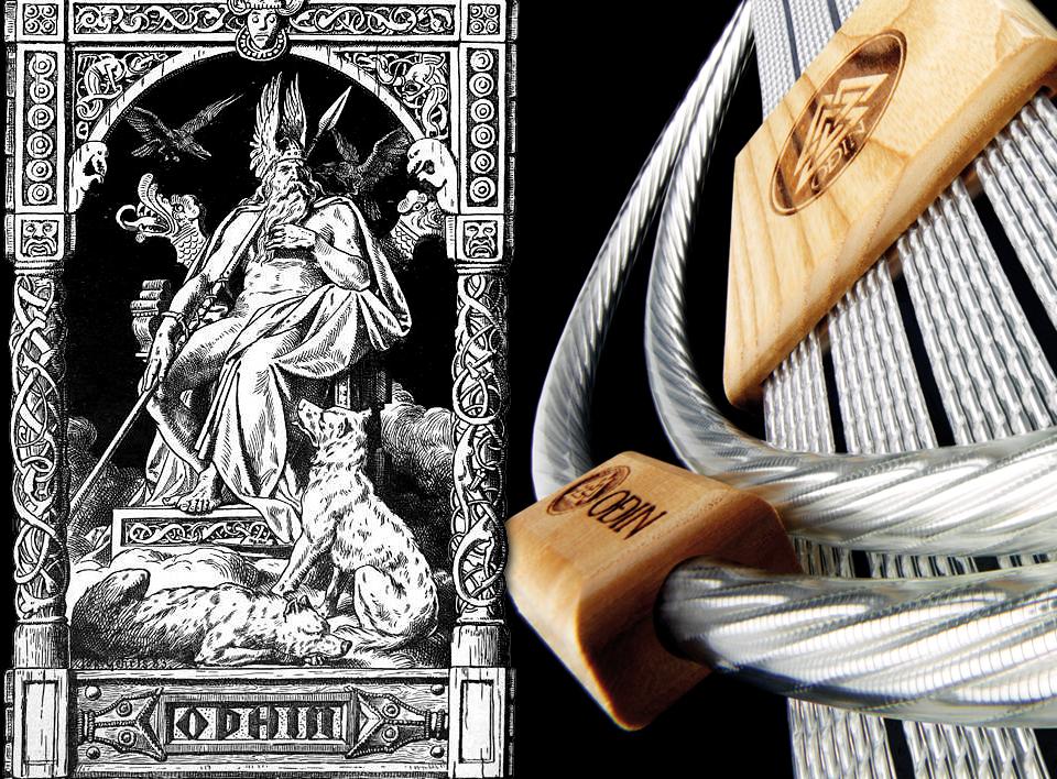Origin of the name Odin