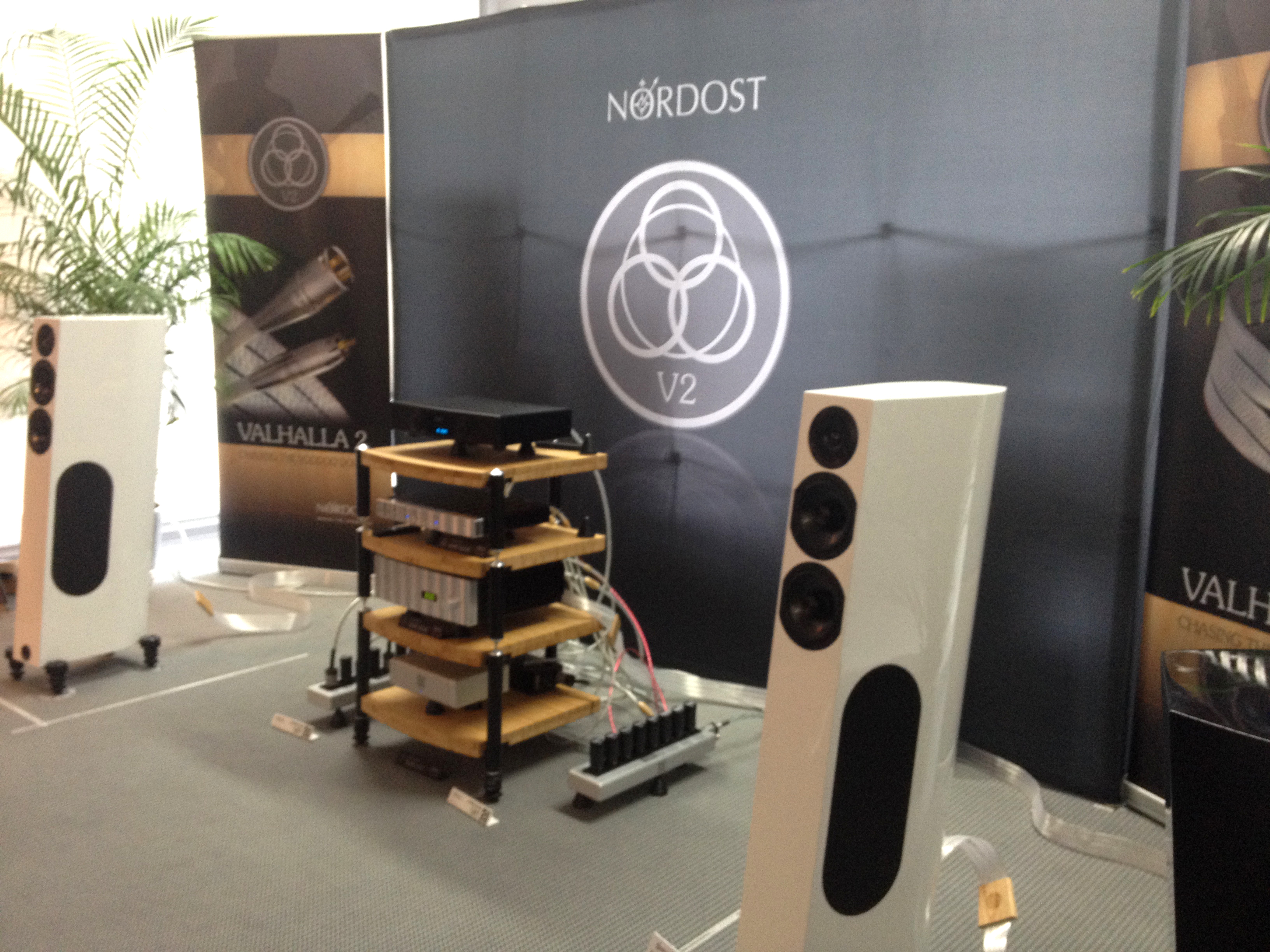 The Nordost system