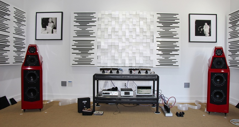 The Los Angeles and Orange County Audio Society August Meeting: The Audio Salon, Santa Monica