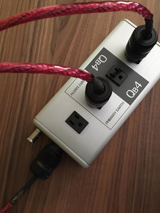 """""""Power is often overlooked in a Hi-Fi system. If you can only buy one new piece of gear this year, consider the Nordost Cables #Qb4 with #Heimdall2 power cord. You'll be mad that you didn't do it sooner!"""" - HiFiGuy528"""