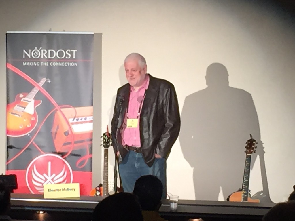 Nordost's Joe Reynolds introduces accomplished, Irish singer-songwriter Eleanor McEvoy!