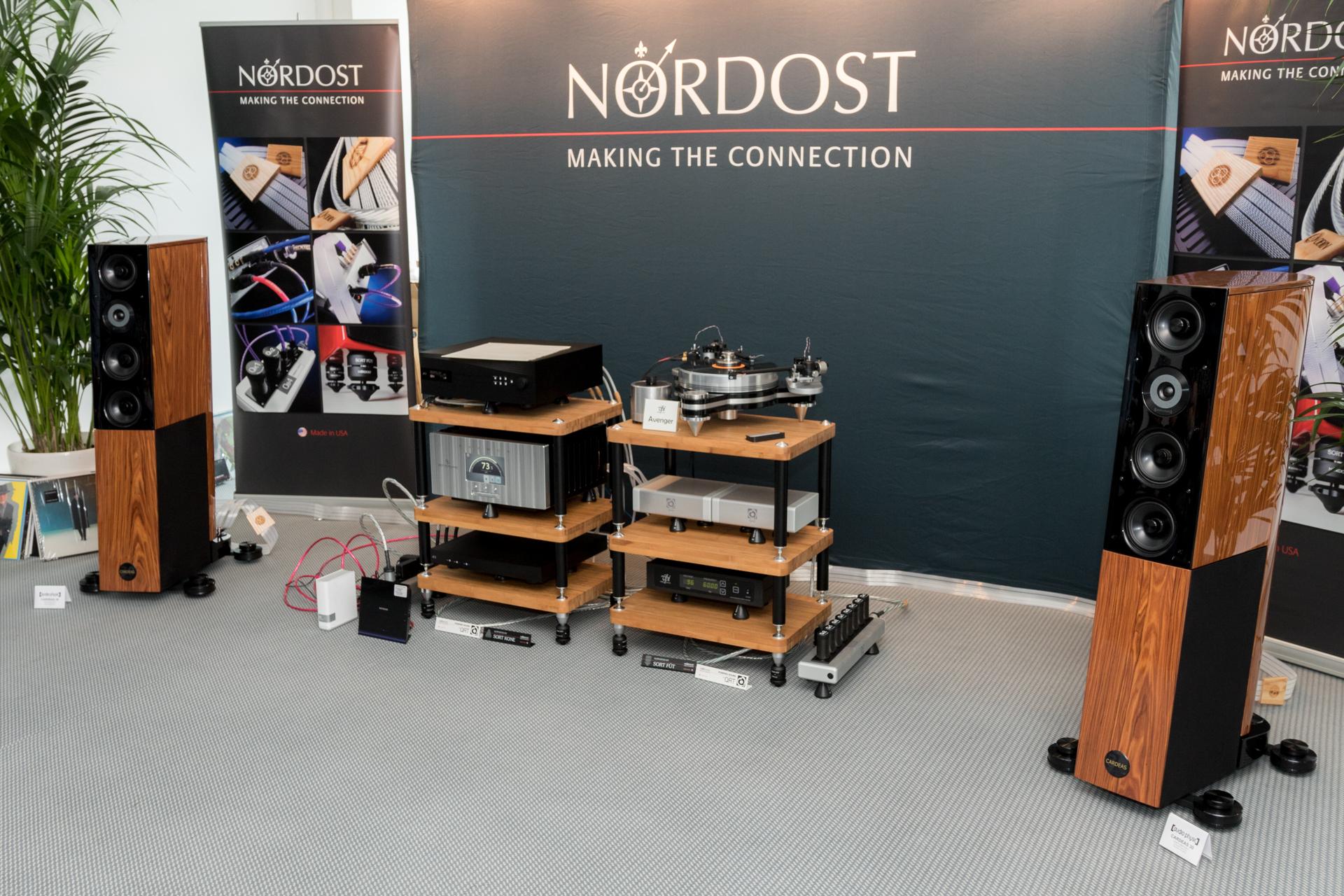 Nordost at Munich High End 2016 Recap