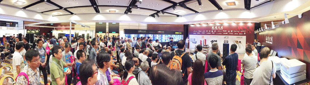 Nordost at the Hong Kong High-End Audio Visual Show 2016 Recap