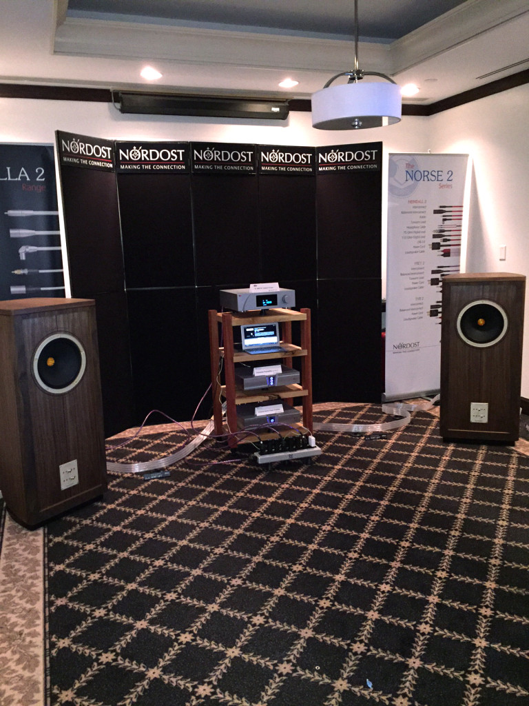 Nordost at the New York Audio Show and TAVES 2016 Recap