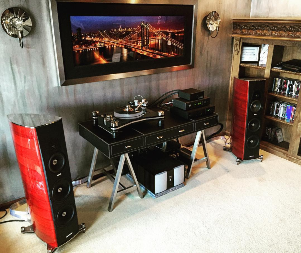 Audio Solutions in Indianapolis shared this great pic on their Instagram (@audiosolutionsindy)