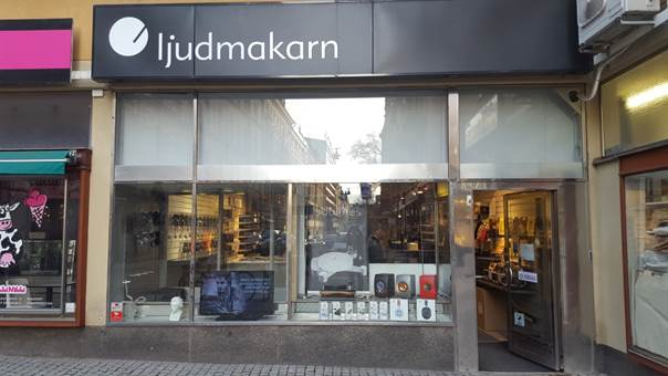Dealer Spotlight: Ljudmakarn