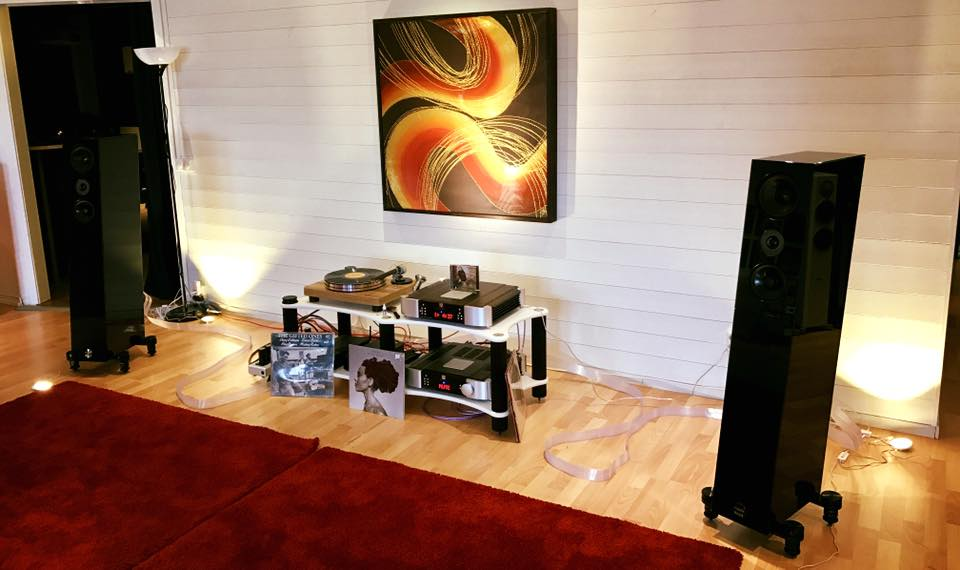 Pictures from Nordost Nation!  March 2017