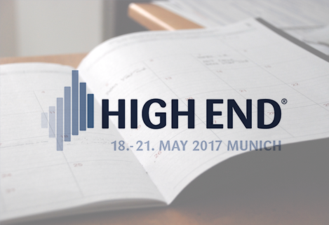 Nordost will be at High End 2017 in Munich!