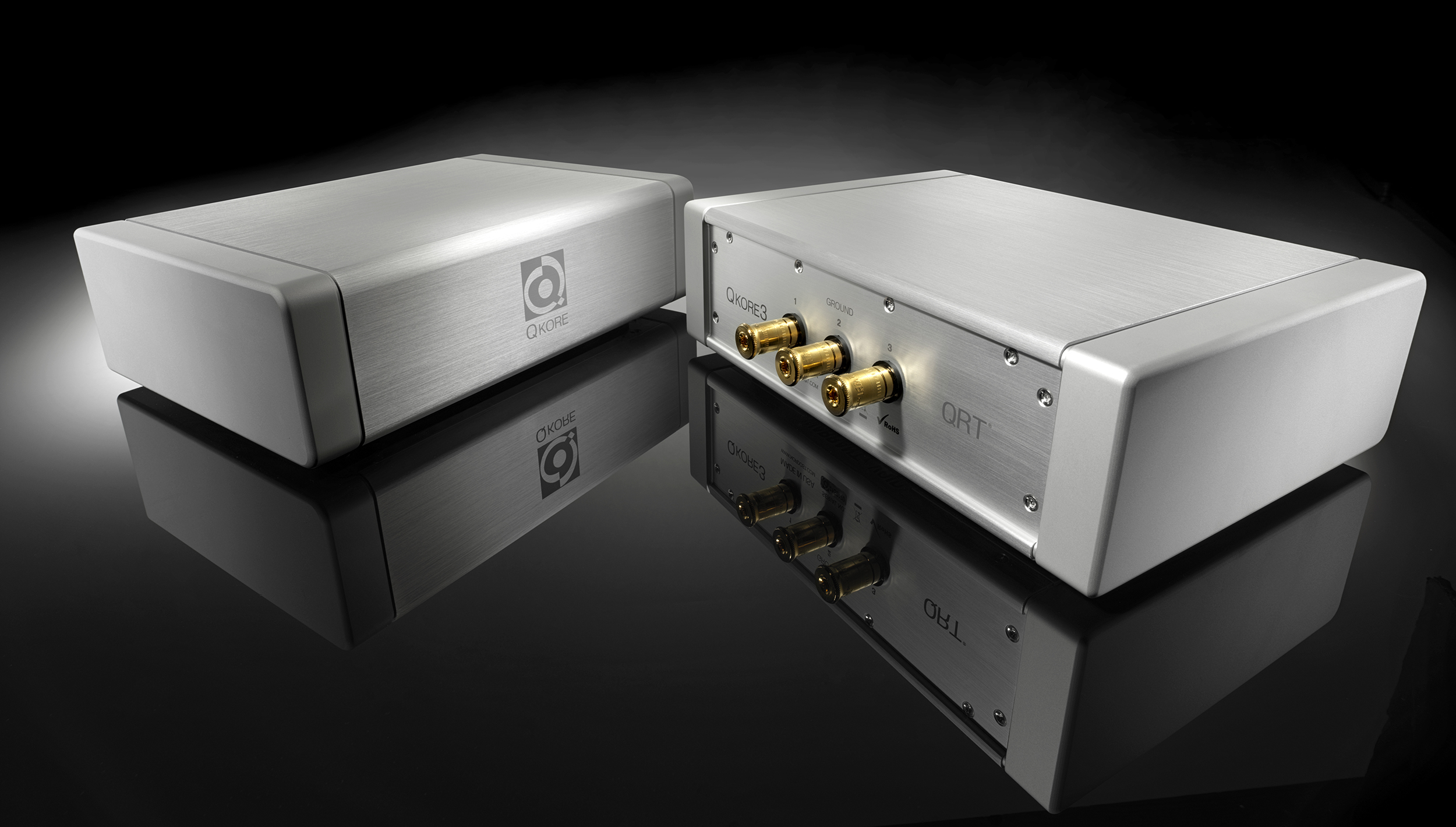 Nordost introduces the QKORE: Ground Unit