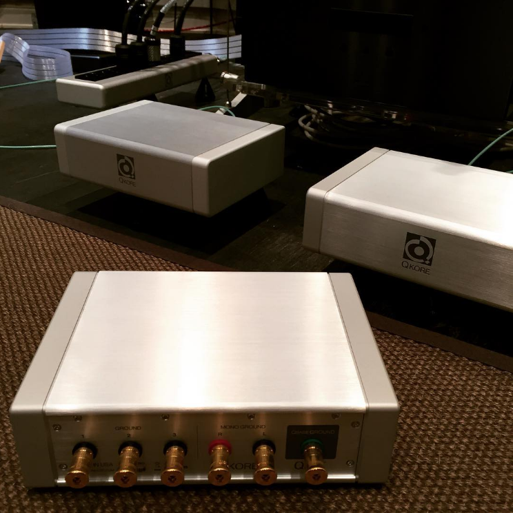 @vinylbutiken got a glimpse of our new QKORE Ground Units!