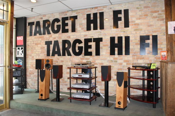 Dealer Spotlight: Target HiFi
