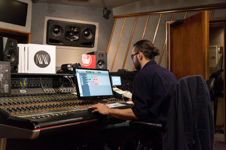 2018.02.12 Nordost Eastsound Recording Studio -73