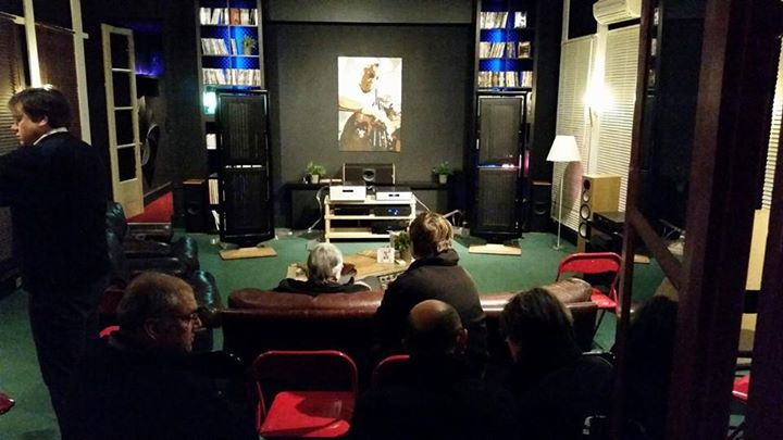ADHF hosting a Nordost listening session