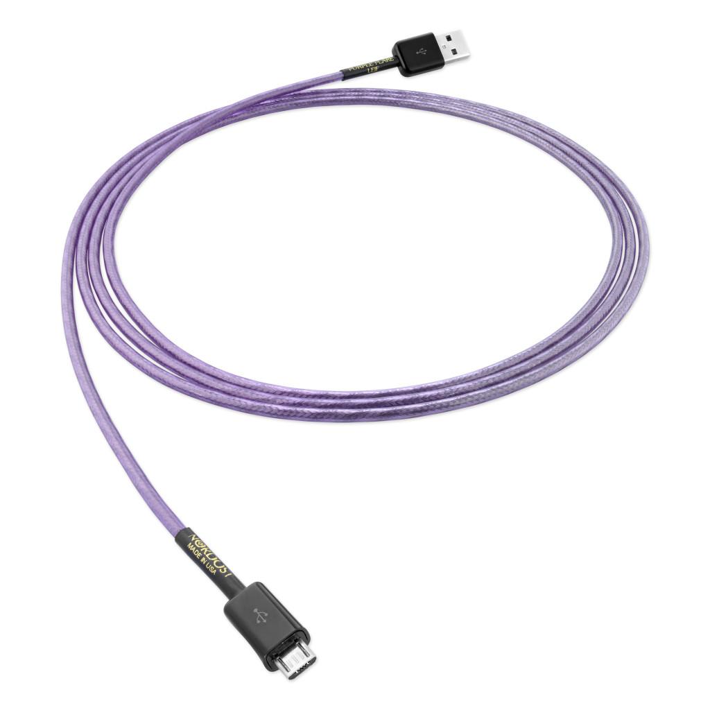 lg-Purple Flare-USB-micro B