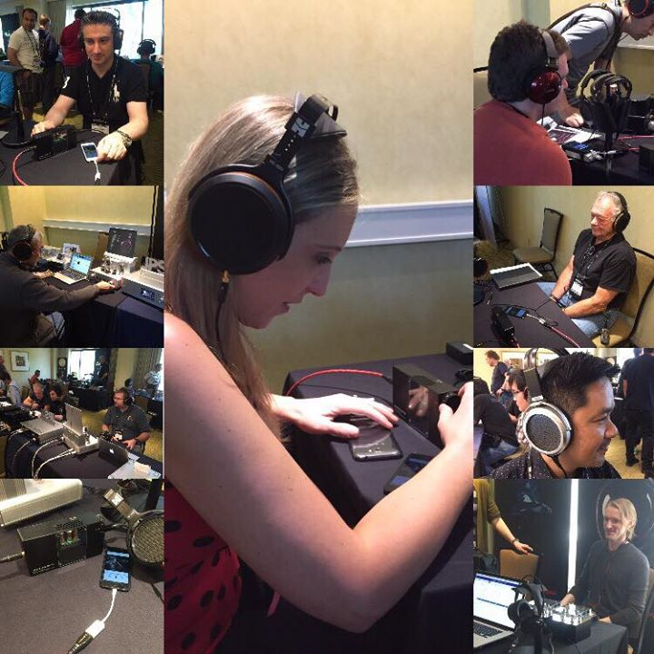 Nordost's Heimdall 2 Headphone Cable was an integral part of Woo Audio's presentation at CanJamSoCal2015!