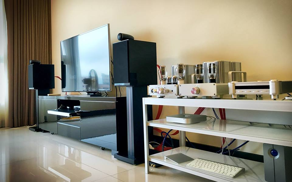 PinCha Audio shared this clean image of a system with our Leif cables!