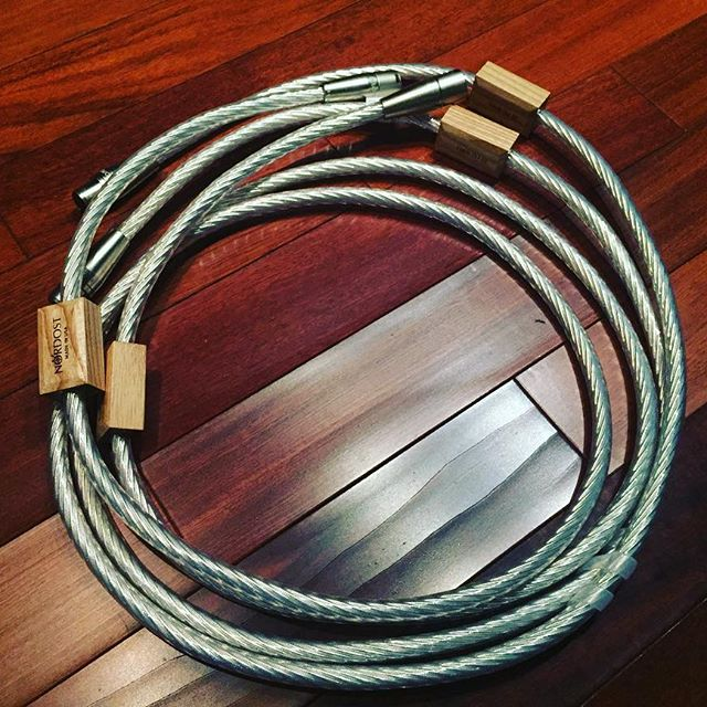Instagram user @timbretop shared this shot of our Odin 2 Analog Interconnects