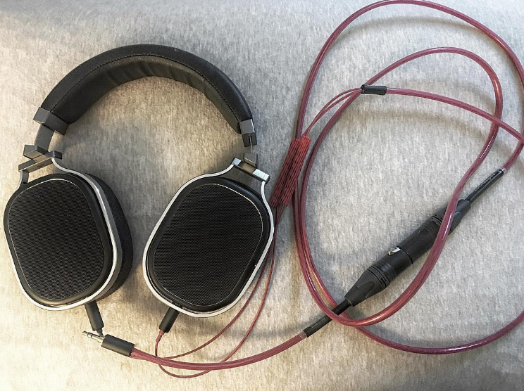 @phillipwangusa shared this great shot of his Oppo Headphones with our Heimdall 2 Headphone Cable!