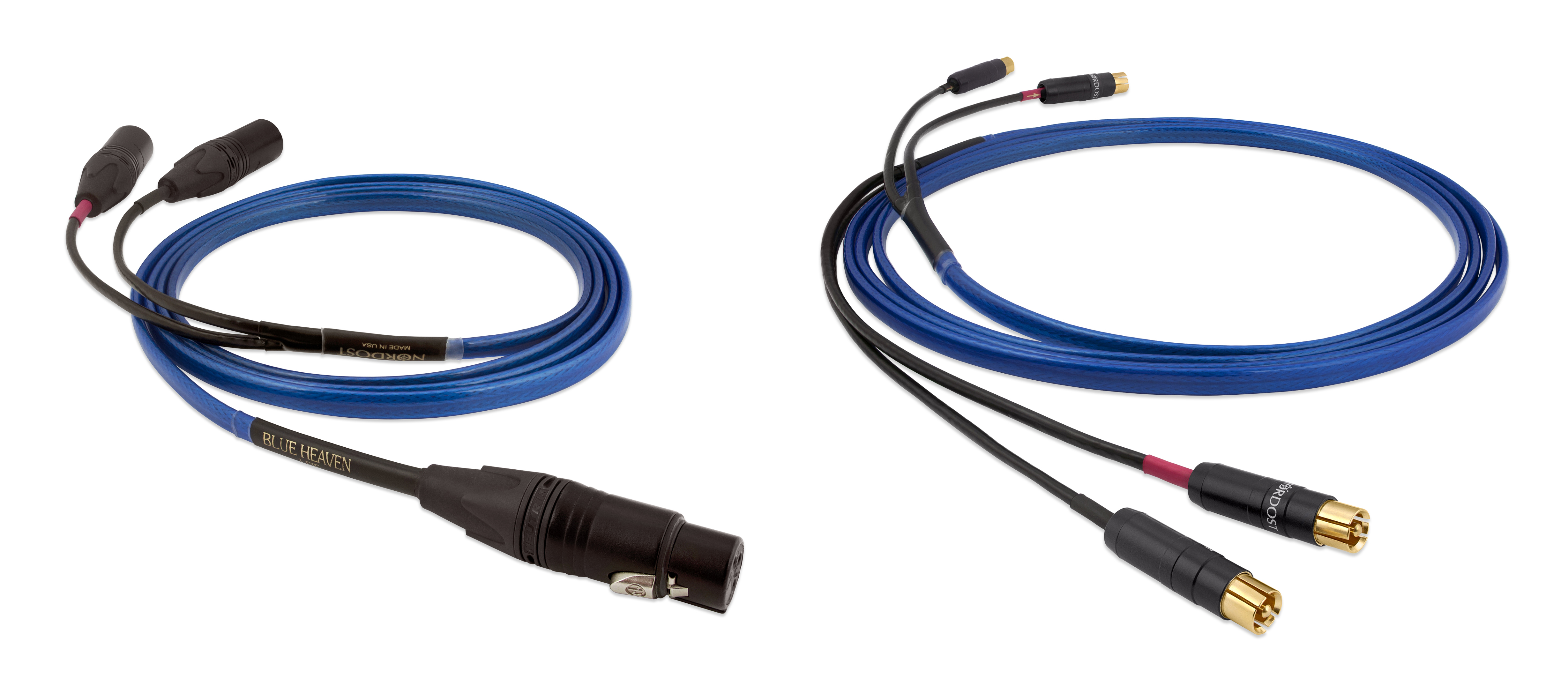 Blue Heaven Subwoofer Cable_Ys blog