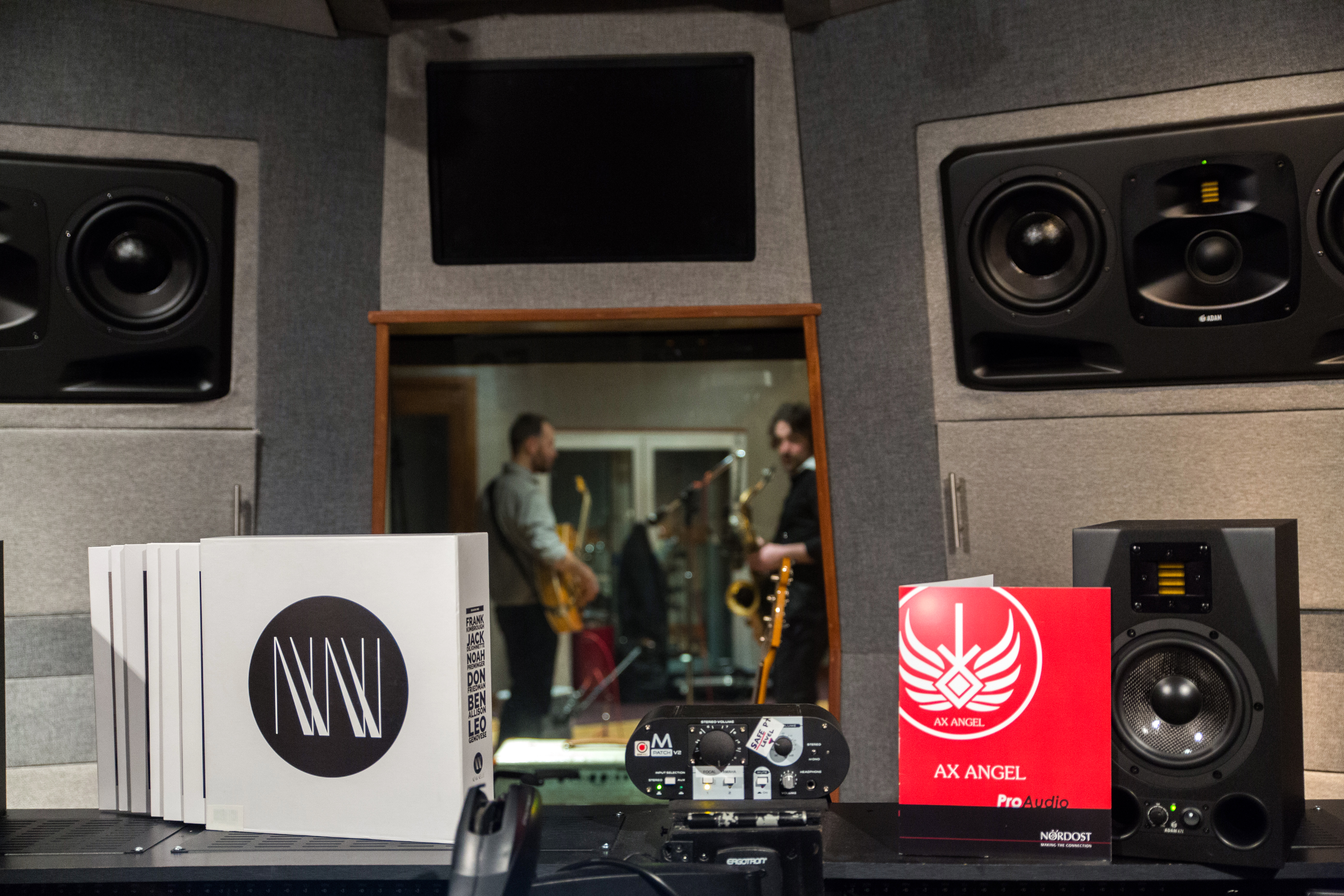 Newvelle Records records their fourth season with Nordost cables