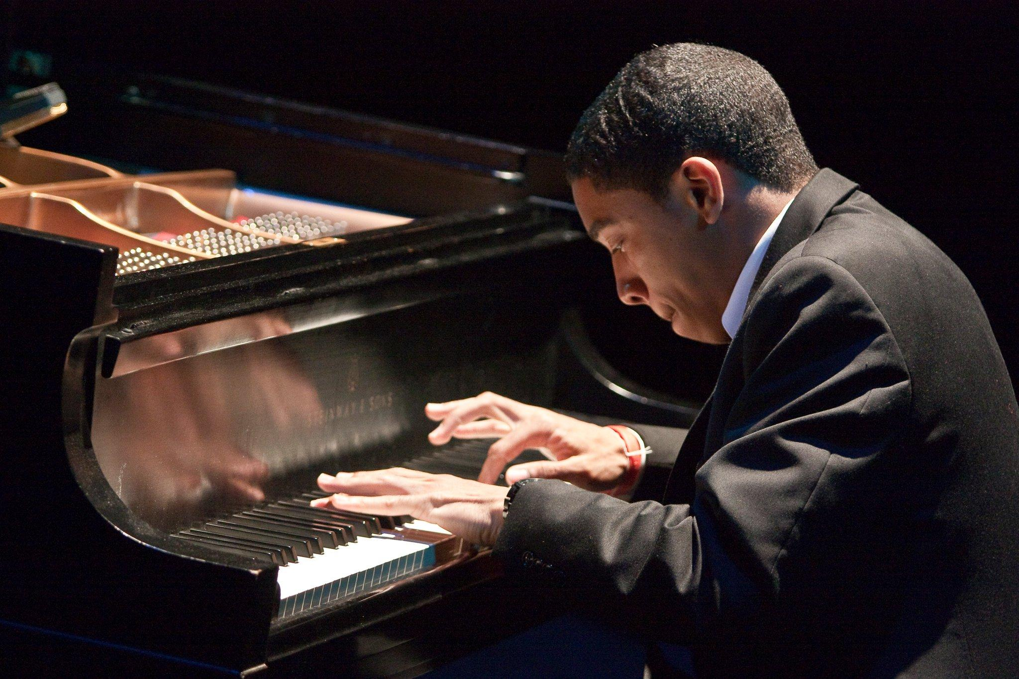 Nelson Brill Reviews Jazz Pianists from the Newport Jazz Festival and Beyond