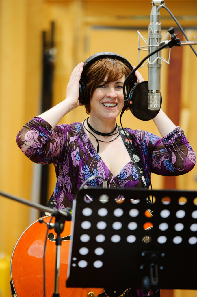 Eleanor McEvoy Records Her First Direct-Cut Album with Nordost
