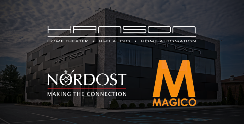 Special Event with Magico at Hanson Audio Video