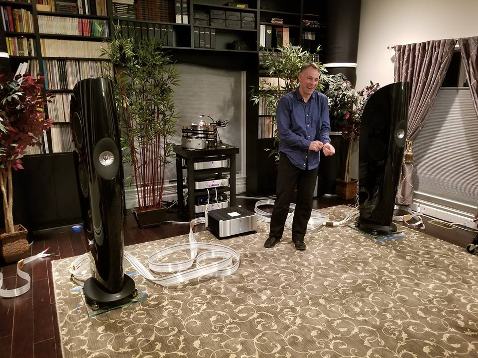 Roy Gregory Leads Turntable Seminars at RMAF