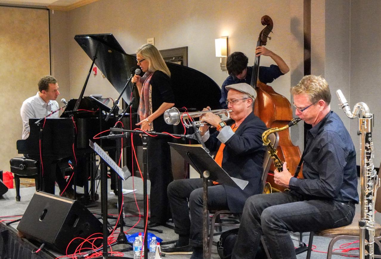 Dennis Davis Reviews Nordost Sponsored Jazz Quintet at RMAF