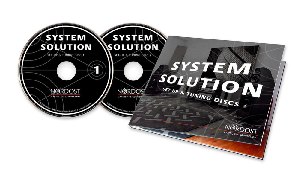 Introducing the System Solution: Set-Up & Tuning Discs